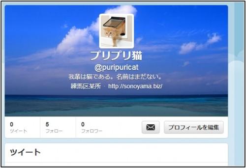 ツイッター設定9