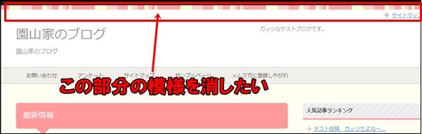 賢威6.2プリティバナー