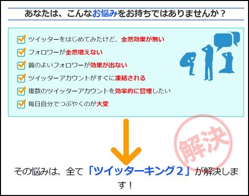 ツイッターキング2詳細